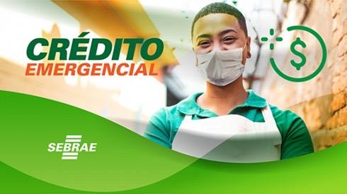 SEBRAE: CRÉDITO EMERGENCIAL (Dias 16 e 17 de julho) PARTICIPE!